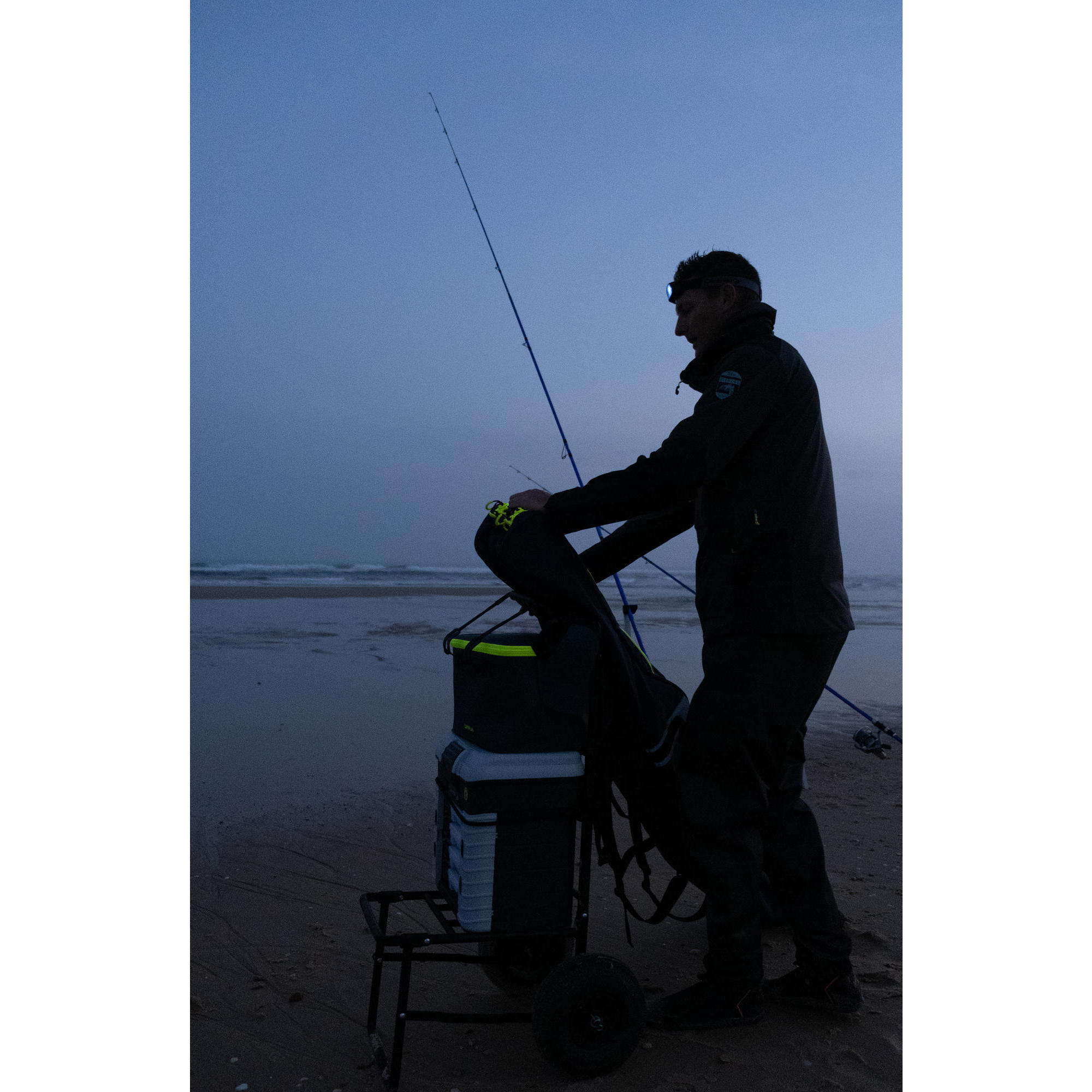 Trusă tamburi pescuit surfcasting  CAPERLAN - photo 5