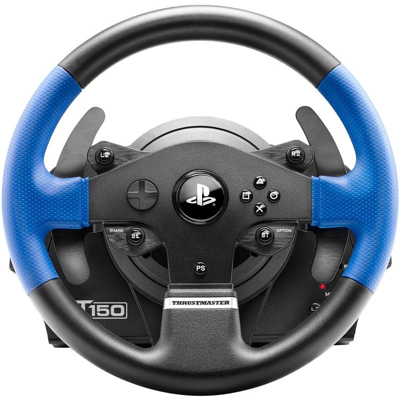 Volan Thrustmaster T150 ForceFeedback pentru PS4, PS3, PC