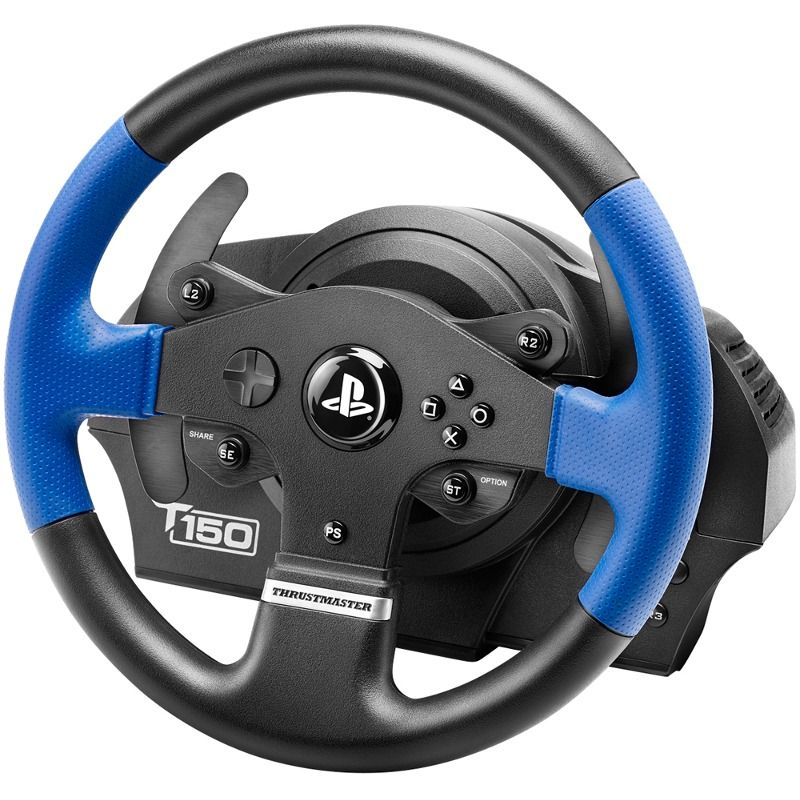 Volan Thrustmaster T150 ForceFeedback pentru PS4, PS3, PC - photo 2