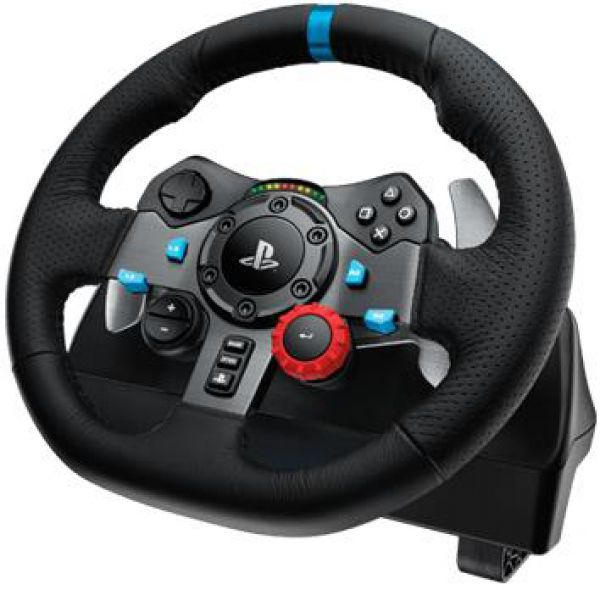 Stoc limitat!  Volan cu pedale Logitech G29 Driving Force Racing (PC, PS3, PS4) - photo 2
