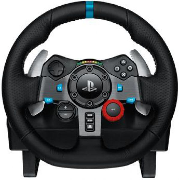 Stoc limitat!  Volan cu pedale Logitech G29 Driving Force Racing (PC, PS3, PS4) - photo 3
