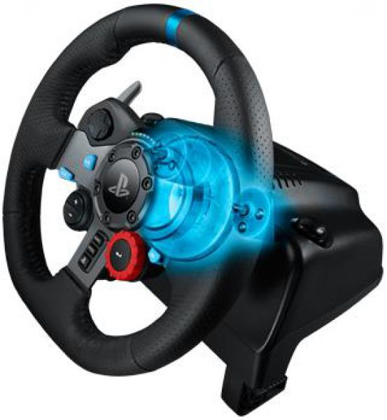 Stoc limitat!  Volan cu pedale Logitech G29 Driving Force Racing (PC, PS3, PS4) - photo 4